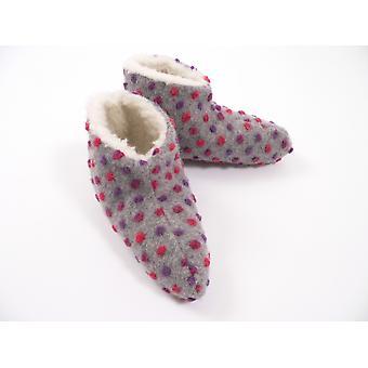 Laine de chaussures lit goujons argent 36/37