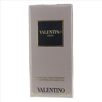 Valentino Valentino Uomo rigenerante Balsamo Dopo Barba 100ml/3.4 oz nuovo In scatola