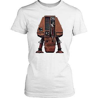 Silent Running - Valley Forge Drone Ladies T-shirt