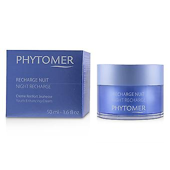 Phytomer Night Recharge Youth Enhancing Cream - 50ml/1.6oz