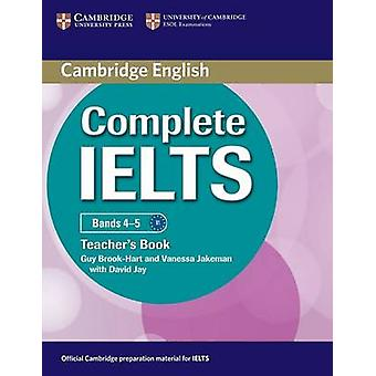 Complete IELTS Bands 45 Teachers Book by Guy BrookHart