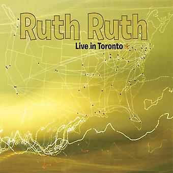Ruth Ruth - Live in Toronto [CD] USA import