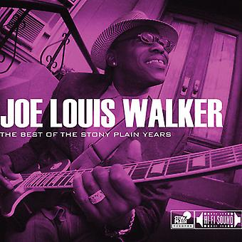 Joe Louis Walker - Best of the Stony Plain Years [CD] USA import