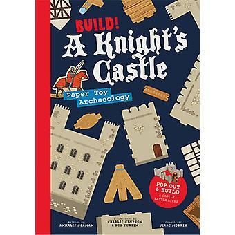 Build! A Knight's Castle - Pop Out and Build a Castle Battle Scene by