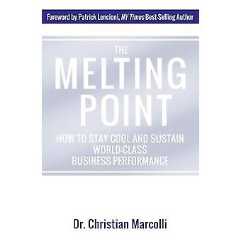 The Melting Point - How to Stay Cool and Sustain World-Class Business
