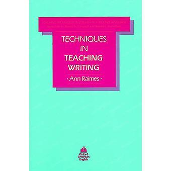 Technik w piśmie nauczania przez Ann Raimes - Russell N. Campbell-