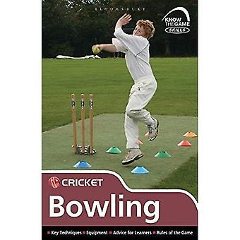Vaardigheden: Cricket - bowlen (weet het spel)