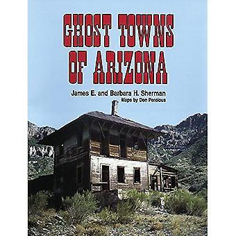 Ghost steden Arizona