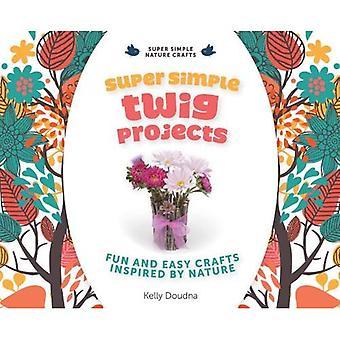 Super Simple brindille projets: Facile et amusant artisanat inspiré par la Nature (Nature Super Simple artisanat)