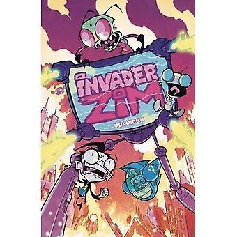 Invader Zim volym 1 (Invader Zim)