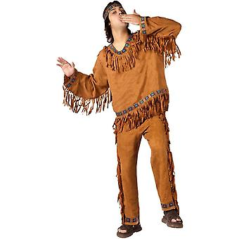 American Native Male Adult Costume
