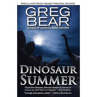 Dinosaur Summer by Bear & Greg