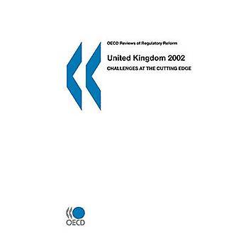 規制改革の OECD レビュー OECD 規制改革のレビューイギリス 2002 OECD 出版による最先端の課題