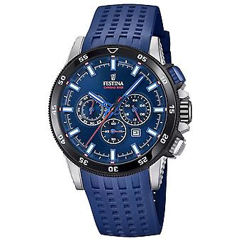Festina Chrono Bike 2018 mens orologio 43 mm F20353/3