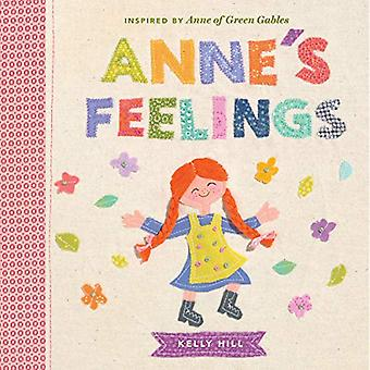 Anne's Feelings: Inspired by Anne of Green Gables [Board book]