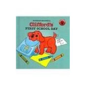 Clifford's First School Day by Norman Bridwell - 9780756908515 Book