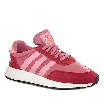Dame Adidas Originals i-5923 trænere i Trace Maroon/super pop/Noble
