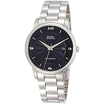 Mido Baroncelli inox automatique Mens Watch M010.408.11.057.00