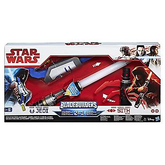 Star Wars Blade Builders polku Force Lightsaber #c1412eu4