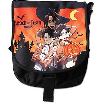 Messenger Bag - Angriff auf Titan - neue Halloween Anime lizenziert ge84519