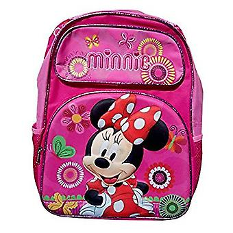 Backpack - Disney - Minnie Mouse - Pink 3D Pop-Up New 142636-2