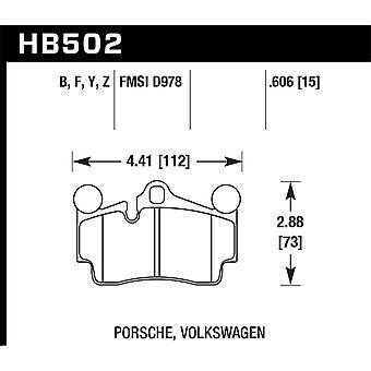 Hawk Performance HB502F.606 HPS