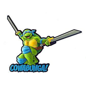 Magnet - Teenage Mutant Ninja Turtles - Leonardo Soft Touch New Licensed 63029