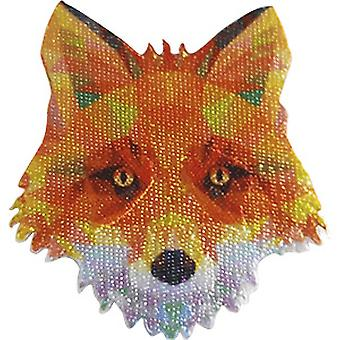 Patch - C&D - Foxes Geometric New Gifts p-4645
