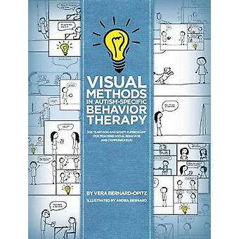 The Cartoon and Script Curriculum for Teaching Social Behavior and Co