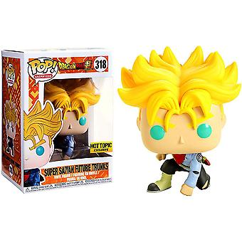 Dragon Ball Super Super Saiyan Future Trunks US Pop! Vinyl