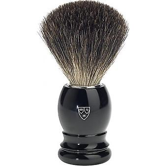 Blaireau En Poil V�ritable Noir - Sigl�