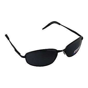 Zonnebril Heren Polaroid Rechthoekig - Zwart met gratis brillenkokerS306_4