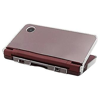 Crystal case for nintendo dsi xl hard protector shell skin cover - clear