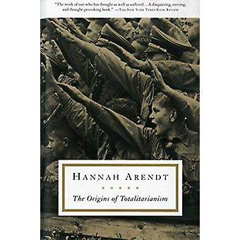 The Origins of Totalitarianism by Arendt - Hannah - 9780156701532 Book
