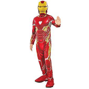 Boys Iron Man Mark 50 Costume -  Avengers: Endgame