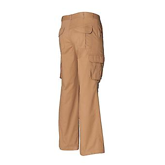 Skinni Fit Mens Cargo Trousers