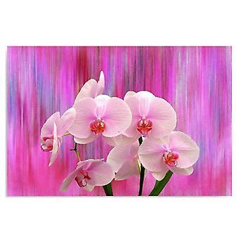 Deco Panel, Orchids 11