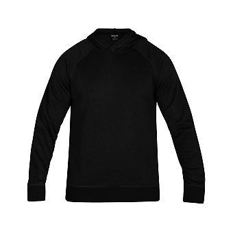 Hurley Dri-Fit Disperse Pullover Hoody in Black