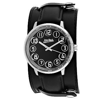 Jean Paul Gaultier Men's Decroche Black Dial Watch - 8504701