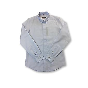 Lords & Fools Charles shirt in pale blue