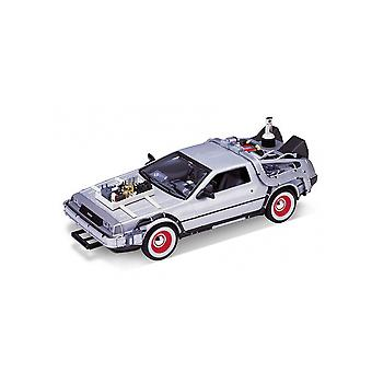 De Lorean DMC 12 Diecast Model Car from Back To The Future Part 3