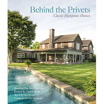 Behind the Privets Classic Hampton Houses by Stan Rumbough