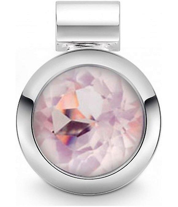 QUINN - Anhänger - Colors - Silber - Edelstein - Rosa Quarz - 24804930