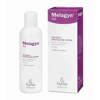 Gynea Melagyn Hygiene and Protection Gel 200 ml