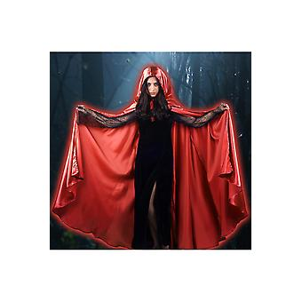 Capes Cape Satin rot