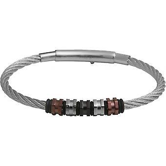 Clio Blue BR2375S - Tress Steel Bracelet bracelet M ca man