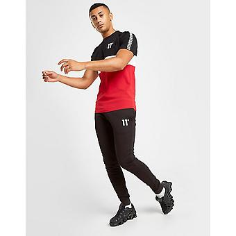 New 11 Degrees Men's Core Joggers from JD Outlet Black