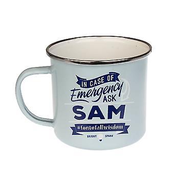 History & Heraldry Sam Tin Mug 77