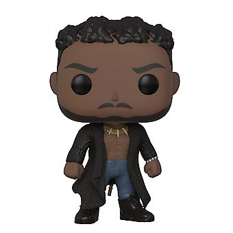 Black Panther Erik Killmonger with Scars Pop! Vinyl