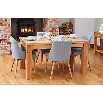 Baumhaus Bundle Mobel COR04B Table With 4 x COR03L Chairs